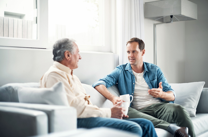 6 Ways to Deal with a Senior Parent in Denial