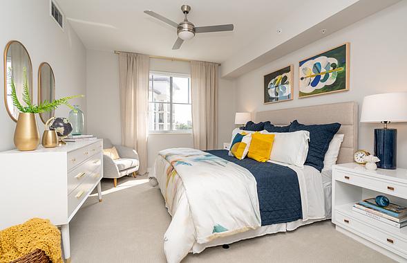 Model Apartments